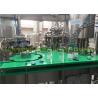 Buy cheap Complete Orange Juice Glass Bottle Filling Machine / Hot Fill Bottling Equipment from wholesalers