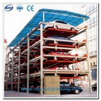 Wholesale Hot Sale! 2-9 Levels Multi-levels Automated Puzzle Parking Systems Solutions/ Automated Parking Equipment from china suppliers
