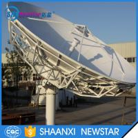 Wholesale 3.7m ring focus Rx/Tx earth station satellite communication antenna from china suppliers