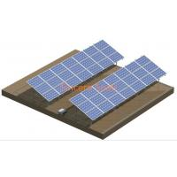 China Cement Flat Roof Solar Mounting System for sale