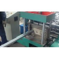 Buy cheap 12 Stations 440V Metal Steel Stud Roll Forming Machine Mitsubishi PLC Controller from Wholesalers