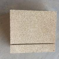 Buy cheap Yellow Color Fire Insulation Bricks , Insulating Refractory Brick Light Weight from Wholesalers