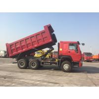 Wholesale 6 X 4 Middle Lift  25 Ton Heavy Duty Dump Truck 10 Wheels 336hp 371hp 380hp from china suppliers