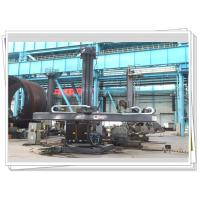 Buy cheap ESAB Source Dual Head Welding Column Boom Wind Tower Production Line from wholesalers