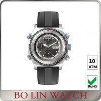 Wholesale Outdoor Official Women'S Stainless Steel Military Watch 47mm Sports Style from china suppliers