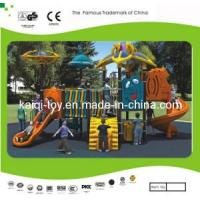 Wholesale Environment-Friendly Dreamland Series Outdoor Playground Equipment (KQ10118A) from china suppliers