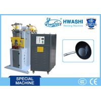 Buy cheap Non-Stick Pan Handle Capacitor Discharge Welding Machine DC Spot , SS Cookware Making Machine from wholesalers
