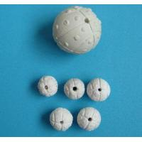 Wholesale Slotted and Perforated Ceramic Ball-Covering Media (HQ-HK) from china suppliers