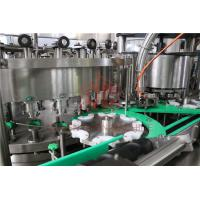 Automatic Measuring Cup Edible Oil Tin Can Filling Machine , Can Filling Line for sale