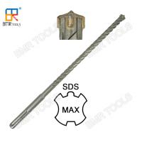 Wholesale BMR TOOLS Direct Supply 10 x 210mm SDS Plus Shank Hammer Drill for Concrete Drilling from china suppliers