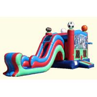 Wholesale Bounce-N-Slide Combo Inflatable from china suppliers