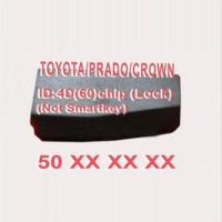 Wholesale Toyota ID4D60 chip from china suppliers