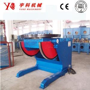 China high efficient tilting welding positioner on sale