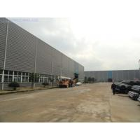 Prefab House Earthquake Proof Light Industrial Steel Buildings With Q235, Q345 for sale