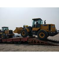 Wholesale High Configuration Compact Wheel Loader , 5t Front End Loader ZL50GN With 3m3 Bucket from china suppliers