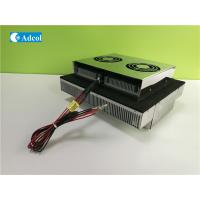 Wholesale Air To Air Thermoelectric Conditioner 48V DC / Thermoelectric Air Cooler from china suppliers