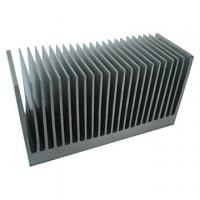 Wholesale Extruded Aluminum Heatsink Extrusion Profiles , 6061 / 6005 Aluminum Heatsinks For Solar PV Products from china suppliers