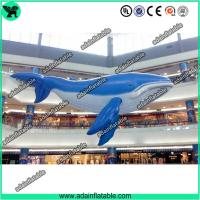 Wholesale Inflatable Whale,Blue Inflatable Whale, Event Hanging Inflatable Animal from china suppliers