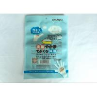 Wholesale Bathing Gloves Transparent Packaging Bag from china suppliers