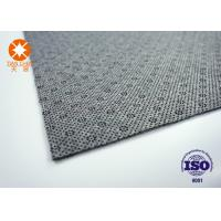 Wholesale Non Flammable Grey Needle Punched Felt Nonwoven Fabric Carpet Backing OEM from china suppliers