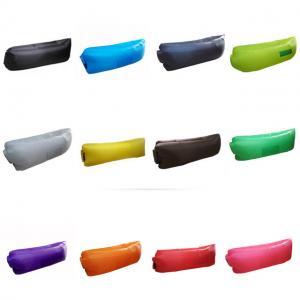 Buy cheap Fast Inflatable Camping Sofa banana Sleeping Bag Hangout LamZac lazy lay laybag Air Bed from wholesalers
