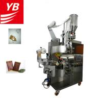 Wholesale YB-180C Automatic Vertical filter tea filling machine with inner and outer sachet Packing machine from china suppliers
