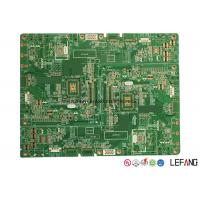 Buy cheap 94V0 Security LCD Board 2 Sided Pcb Printed Circuit Board 1 OZ Copper Thickness from wholesalers