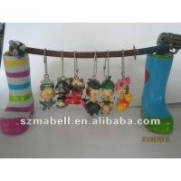 Quality Plastic Key Chains Factory ISO9001:2008 for sale