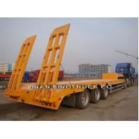 Wholesale SINOTRUK LOW FLAT SEMI TRAILER from china suppliers