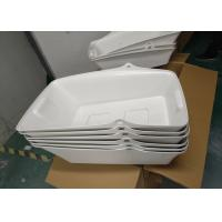 Wholesale White Color Large Small Thermoforming Vacuum Forming Service Trays For Bike from china suppliers