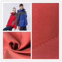China Anti Shrinkage Lightweight Polyester Fabric High Elastic Resilience Absorb Perspiration on sale