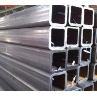 China 150*150 Galvanized Hollow Square Steel Tube Electronic Resistance Welded on sale