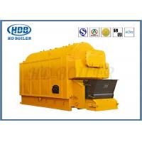 China Automatic Industrial Steam Hot Water Boiler Coal Fired Horizontal Single Drum on sale