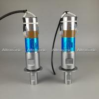 Wholesale 20Khz 1500w Plastic Welding Ultrasonic Welding Transducer With Booster from china suppliers