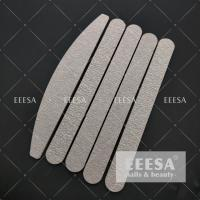 Wholesale Professional Zebra Nail File Buffer 80 / 150 /320 Grit  Customize Logo from china suppliers