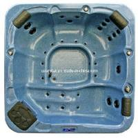 Wholesale Hot Tub with 6 Seats 1 Lounge Seat for Outdoor Use (A200) from china suppliers