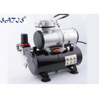 Wholesale 3.0l Air Tank 1/6hp Power Mini Air Compressor For Airbrush Painting Decoration from china suppliers