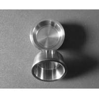 Wholesale Zirconium Crucibles And Zirconium Cups Manufacturers Grade: R60702,R60704,R60705 from china suppliers