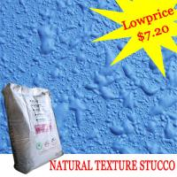 Natural Stone Texture Exterior Wall Stucco For Wall Decoration , Cement Based for sale