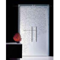 Wholesale Printing Glass Door from china suppliers