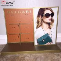 Quality Table Top Dior Sunglasses Display Units Increasing Brand Value Eyewear Display Stand for sale