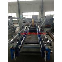 Wholesale Corrugated Paper Box Automatic Folder Gluer Folding Gluing Machine For Carton Boxs from china suppliers
