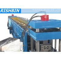Wholesale Structural Steel Sigma Cold Roll Forming Machine with PLC Control System from china suppliers