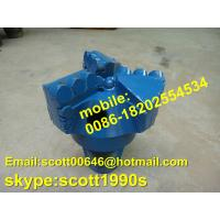 Wholesale PDC drag bits 6 three wing ,with PDC cutter from china suppliers