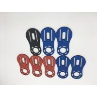 Buy cheap 6063 T5 Aluminum Alloy Blue/ Red Anodized Aluminum CNC Machining Auto Parts from wholesalers