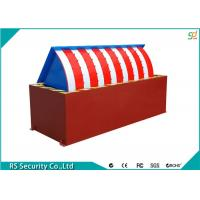 Quality Remote Control Road Blocker Barricades Bollards Parking System for sale