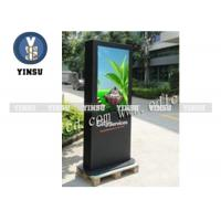 Wholesale Touch Screen Outdoor Advertising Kiosk External LCD TV 55 Inch Display from china suppliers