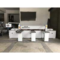 Quality Steel Plate Main Body Computer Panel Saw For Acrylic / Wood - Based Panels for sale