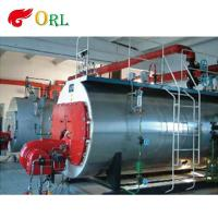 Wholesale Coal Fired Steam Boiler Spare Parts , Oil Fired Boiler Header ASTM In Power Station from china suppliers