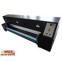 Wholesale 1.8m High Speed Dye Sublimation Machine To Fix The Color Of  Fabric from china suppliers